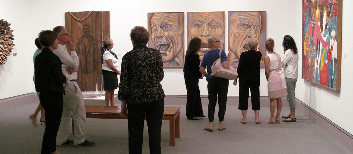 Palmer Art Museum 4 Tour